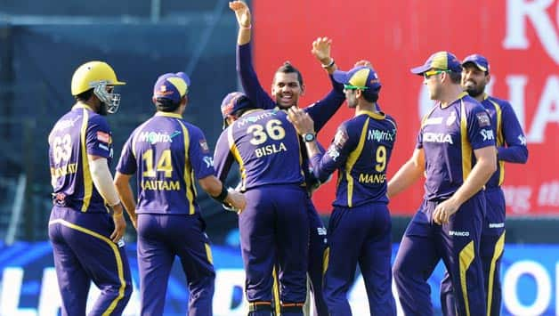 IPL 2013 Live cricket score, KKR vs SRH at Kolkata: Hyderabad fall short by 48 runs