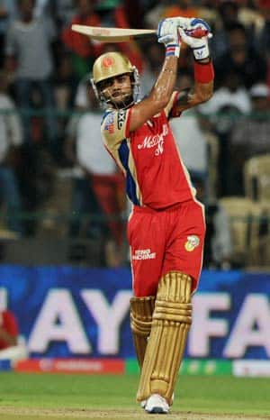 IPL 2013: Virat Kohli and AB de Villiers have eased the pressure on Chris Gayle