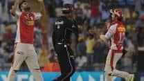 Kings XI Punjab surprise Kolkata Knight Riders, win by 4 runs