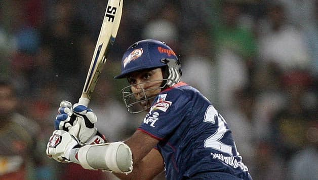 SRH vs DD Live IPL 2013 T20 Cricket score