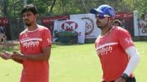 Rajasthan Royals will rely on medium-pacers against Mumbai Indians: Dishant Yagnik