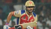 IPL 2013 stats highlights: Royal Challengers Bangalore vs Delhi Daredevils