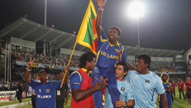 Muttiah Muralitharan: One-of-a-kind spin wizard