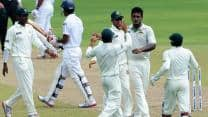 Bangladesh win toss, elect to bowl against Zimbabwe in 1st Test at Harare