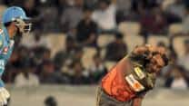 IPL 2013 Live cricket score PWI vs SRH at Pune: Mishra hat-trick gives Sunrisers win