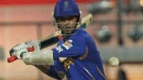 IPL 2013: Ajinkya Rahane anchors Rajasthan Royals to 179 against Mumbai Indians