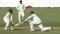 Zimbabwe reach 217/4 after Brendan Taylor's century at stumps on Day 1