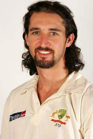 Jason Gillespie: A high-quality fast bowler who signed off with a Test double century!