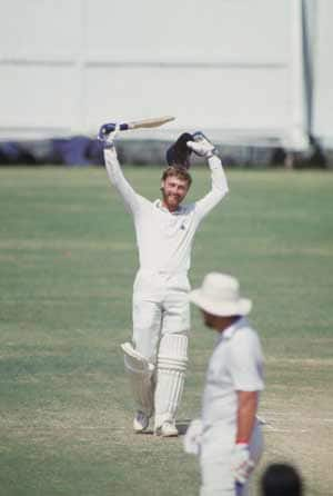 Graeme Fowler: One match after scoring a Test double century, his international career was over at age 27