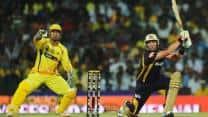 KKR vs CSK Live IPL 2013 T20 Cricket score