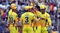 Kolkata Knight Riders self-destruct against Chennai Super Kings after strong start