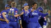RCB vs RR Live IPL 2013 T20 Cricket score