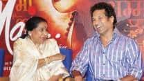The kind of generosity Sachin Tendulkar has shown is unheard of in today's age: Asha Bhosle