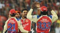 Chris Gayle 175 not out; Pune Warriors India 133/9