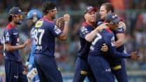 DD vs KXIP Live IPL 2013 T20 Cricket score