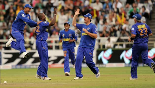 IPL: Inspired Rajasthan Royals hand Deccan Chargers defeat despite Andrew Symond's century