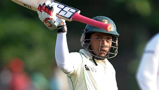 Bangladesh bowled out for 391 against Zimbabwe on Day 2 of 2nd Test at Harare