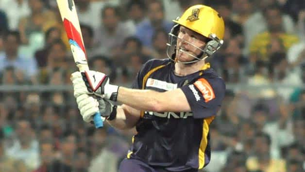 Eoin Morgan made the difference for KKR, says Adam Gilchrist