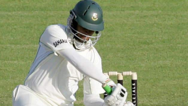 Bangladesh lose early wickets after bowling out Zimbabwe for 282