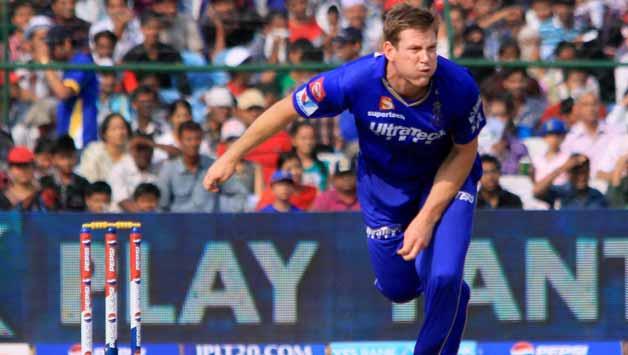 IPL 2013: James Faulkner not pleased despite Rajasthan Royals' commanding win