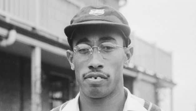 Alf Valentine: One half the famous West Indian spin twins