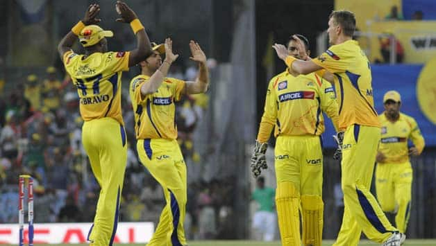 IPL 2013 Live Cricket Score, SRH vs CSK at Hyderabad: Shikhar Dhawan falls early