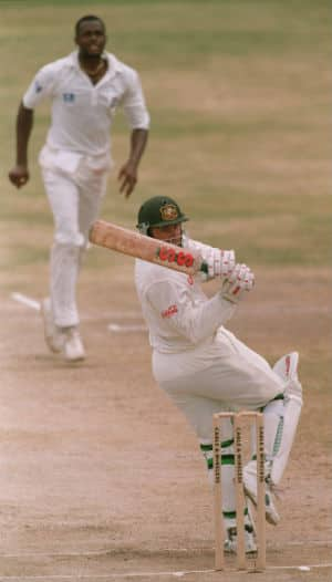 When Mark Taylor's fighting hundred helped Australia conquer Antigua
