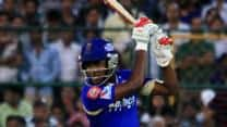 IPL 2013: Rahul Dravid's fall encouraged Sanju Samson to bat on