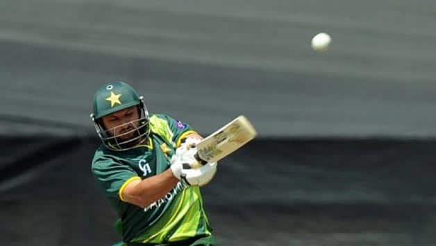 Pakistan ignore Shahid Afridi for ICC Champions Trophy 2013