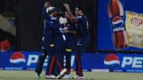 IPL 2013: Delhi Daredevils limit Kolkata Knight Riders to modest total