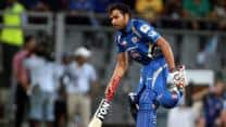Rohit Sharma praises Sunrisers Hyderabad bowlers after defeat in IPL 2013 match