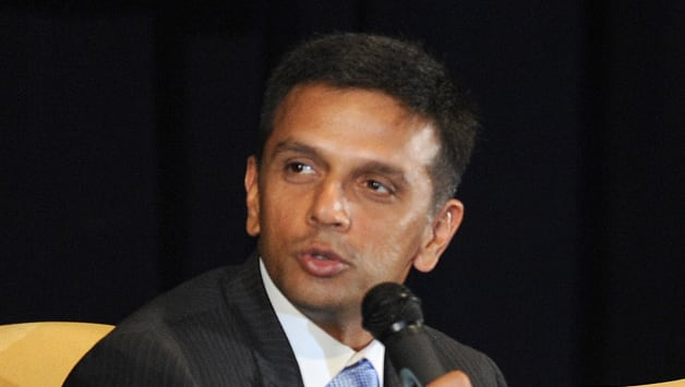 Rahul Dravid considers himself lucky to have played for India