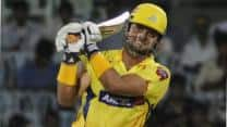 Suresh Raina century helps Chennai pile huge total against Kings XI Punjab