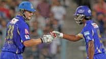 IPL 2013: Rajasthan Royals set Kolkata Knight Riders 133 runs to win