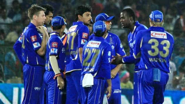 KXIP vs RR Live IPL 2013 T20 Cricket score