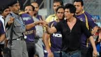 IPL 2013: MCA instructs police to keep Shahrukh Khan away from Wankhede stadium