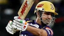 Gambhir, ten Doeschate lift Kolkata to 152/6 against Pune Warriors India