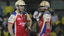 IPL 2013: Virat Kohli and AB de Villiers take RCB to 183/4 against Delhi Daredevils