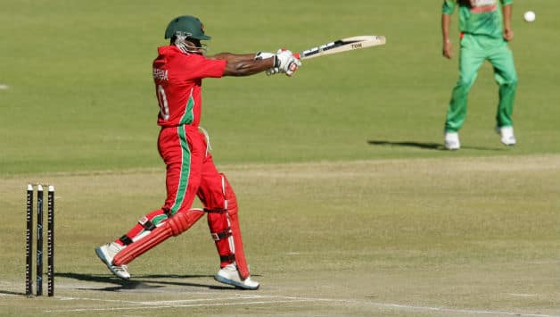 Zimbabwe elect to bat against Bangladesh in 1st T20