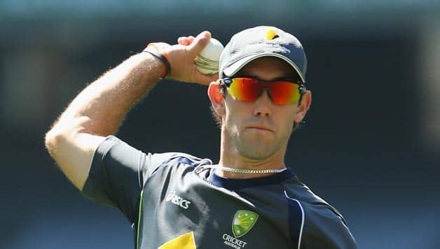 Australia to continue with short-pitch bowling to Indian batsmen: Glenn Maxwell