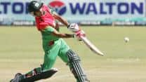 Bangladesh elect to bat against Zimbabwe in 2nd T20