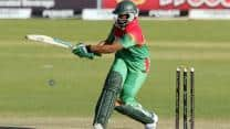 Bangaladesh set target of 169 for Zimbabwe in 2nd T20 at Bulawayo