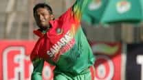 Shakib-al-Hasan's all-round performance inspires Bangladesh to T20 win over Zimbabwe