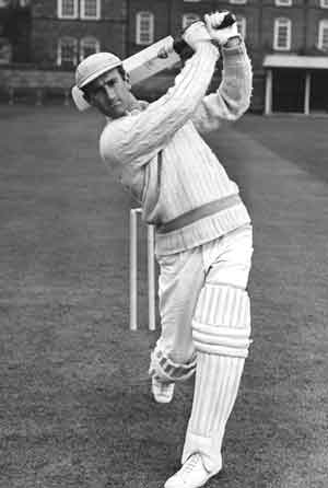 Ted Dexter: One of the most colourful characters to grace English cricket