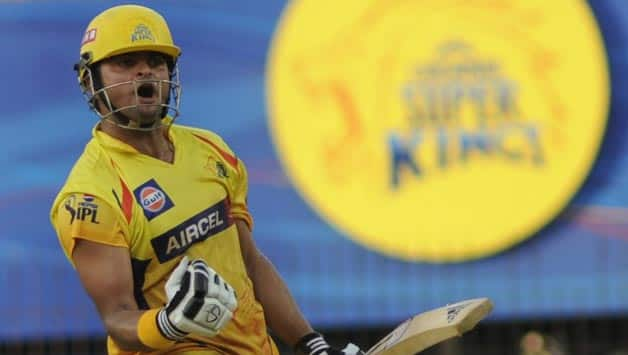 Michael Hussey: Sky is the limit for Suresh Raina