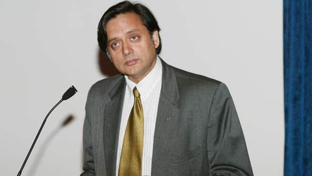 Shashi Tharoor saddened over S Sreesanth's involvement in IPL 2013 spot-fixing controversy