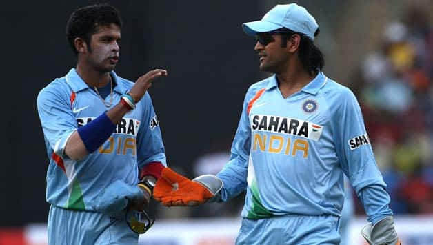 IPL 2013 spot-fixing controversy: Sreesanth's father accuses MS Dhoni, Harbhajan of conspiracy