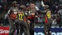 IPL 2013 Preview: Bouyant Sunrisers eye fourth spot as they host Kolkata Knight Riders<br />