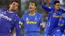 IPL 2013 spot-fixing controversy: Sreesanth, Chandila and Chavan questioned together