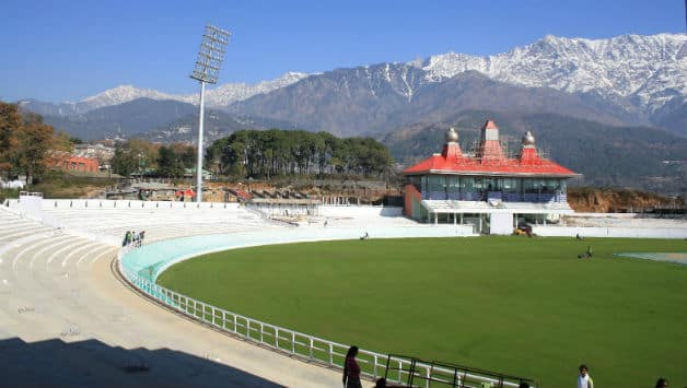 Dharamsala is one of the three most beautiful stadiums in the world, says Mohammad Azharuddin